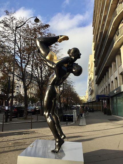 La Danseuse avenue Georges V