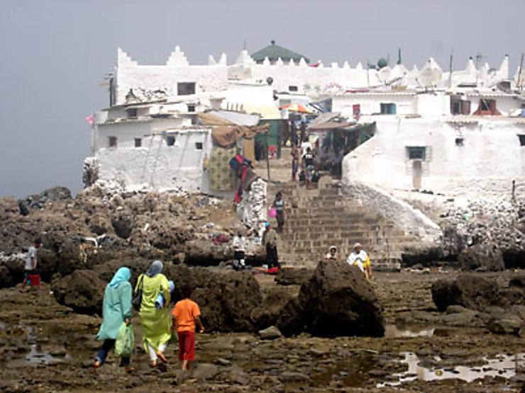 Sidi Abderrahmane, l'îlot mystérieux