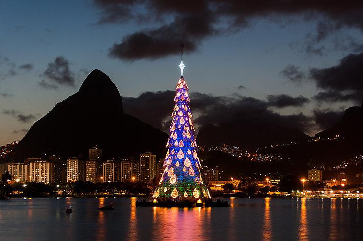 Brésil : Noël tropical