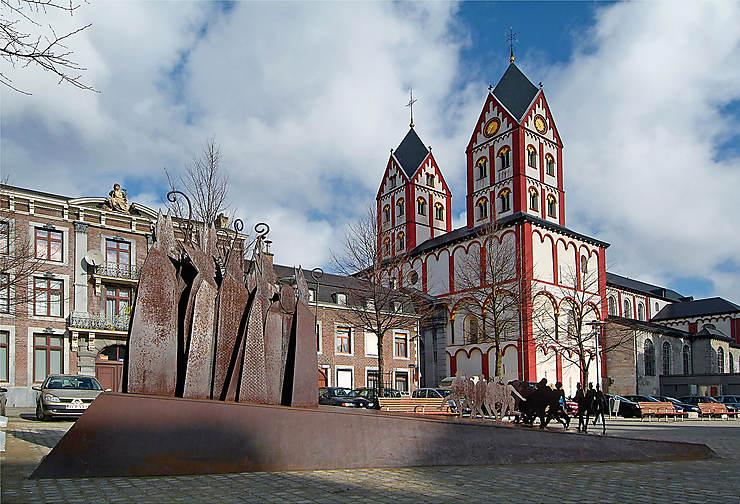 Un centre historique très vivant