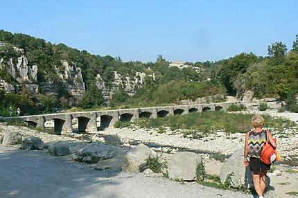 Pont sur la Beaume