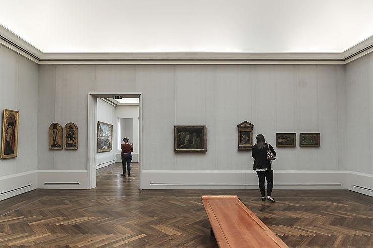 La Gemäldegalerie, l'une des plus importantes pinacothèques du monde