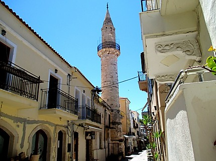 Minaret Ottoman
