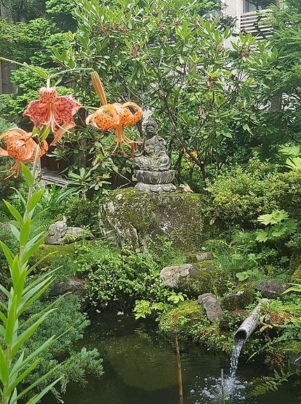 Le temple bouddhiste Saiho-Ji