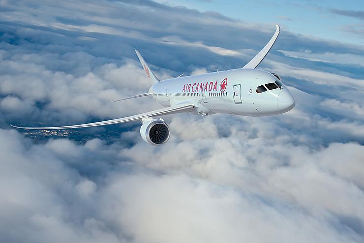 Canada - Air Canada ouvre Bordeaux-Montréal