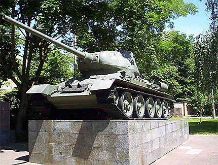 Mémorial russe de Berlin-Karlshorst