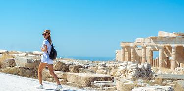 Circuits en Grèce et vols A/R inclus