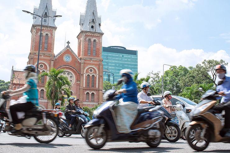 Hồ Chí Minh-Ville - Saïgon, l'envers de Hanoi