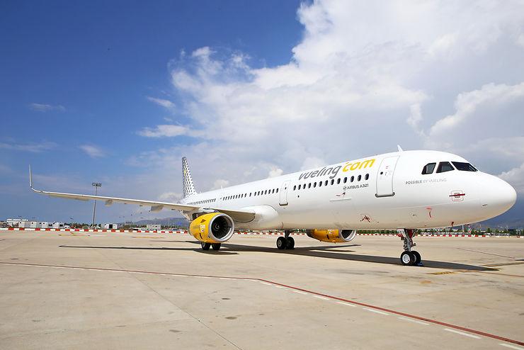 Promo Yellow Friday - Vueling : vols en Europe flexibles à partir de 8,99 €