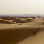 Les plus hautes dunes du Sahara