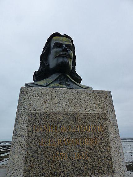 Daniel de La Touche célèbre explorateur