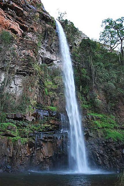Lone creek fall, route des cascades