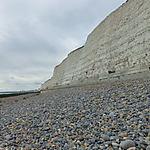 Sur la plage de Rottingdean