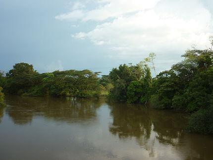 Entre Los Chiles et le Cano Negro, Costa Rica