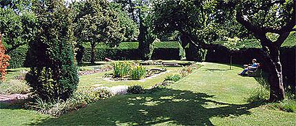 Jardin étudiant