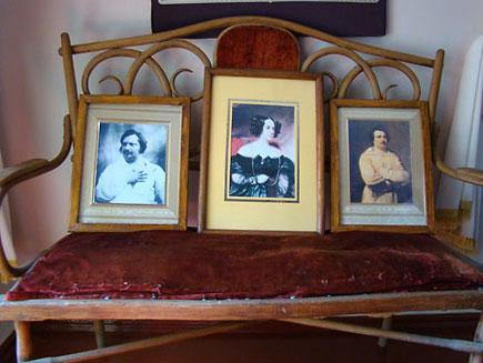 Balzac et madame Hanska : un amour fou