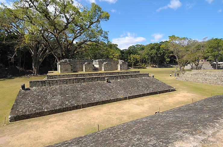 Copán ou « l'Alexandrie maya »