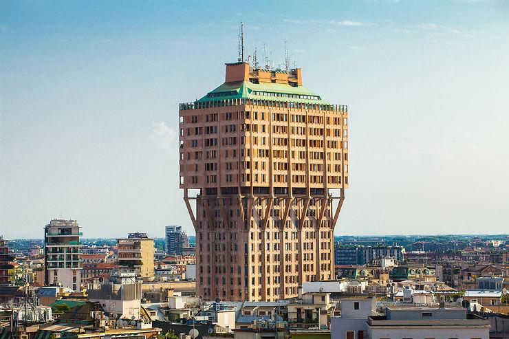 Milan futuriste, tours d'horizon