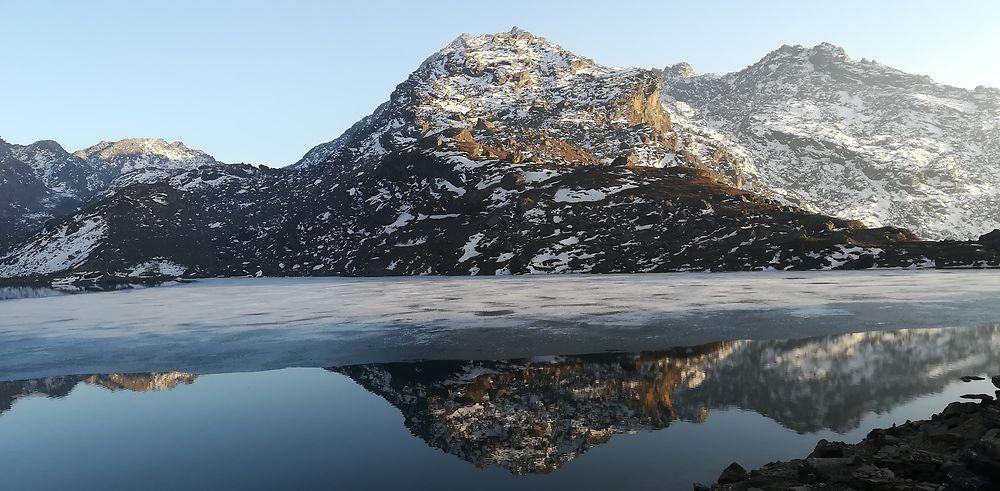 Trek au lac de Gosainkund, Népal