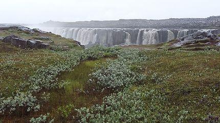 Chutes en Islande