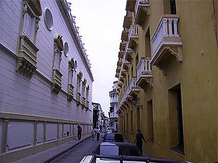 Rue de Cartagena