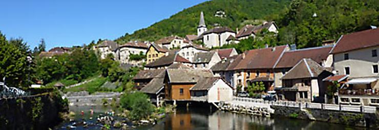 Dans le Doubs, au pays de Courbet