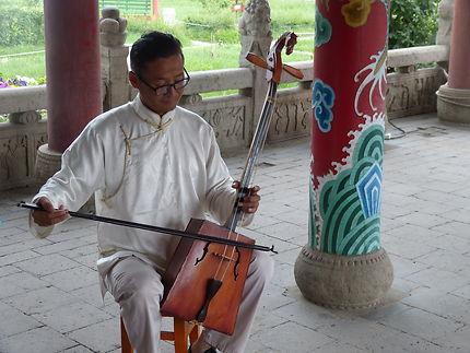 Instrument de musique le Morin Khuur