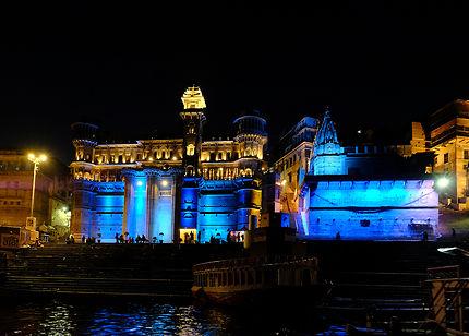 Munshi Ghat à Varanasi