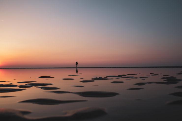Un soir sur la plage, Wissant, Pas-de-Calais