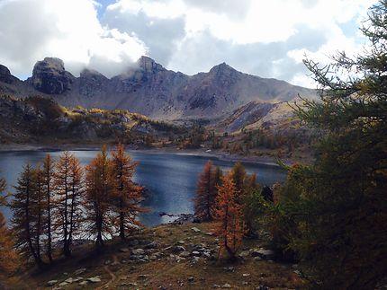 Lac d'Allos, Parc national du Mercantour