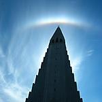 Rainbow en plein soleil
