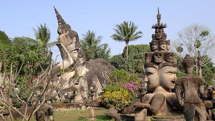 Buddha Park, près de Vientiane