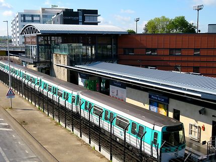 Station Créteil Université