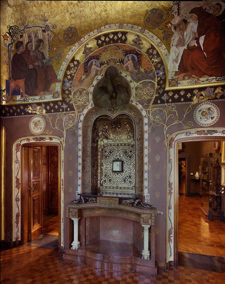 Des musées secrets bien gardés