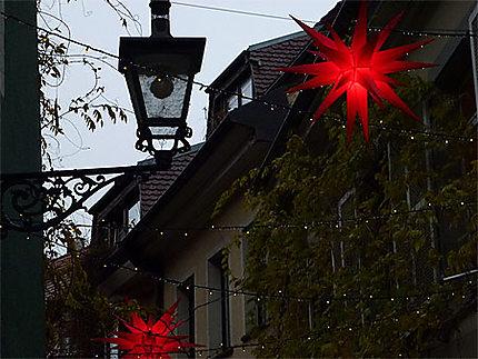 Les étoiles rouges de Fribourg