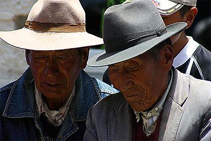 Au marché de Oruro