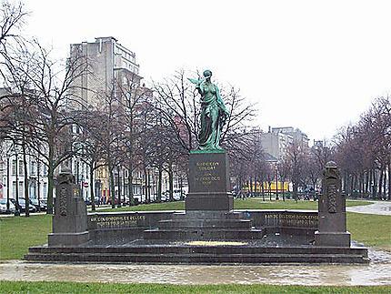 Monument aux pigeons