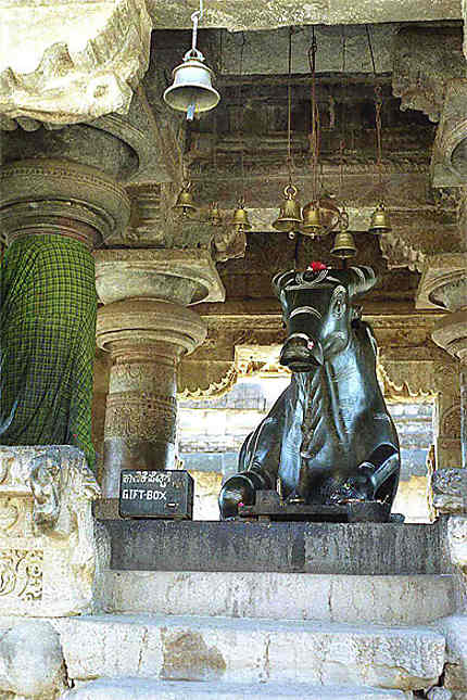 Pattadakal: temple de Virupaksha