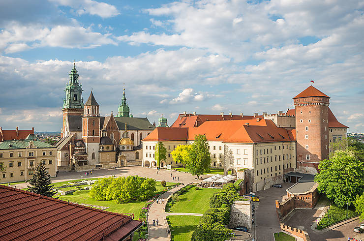 Pologne - Cracovie nommée capitale européenne de la gastronomie