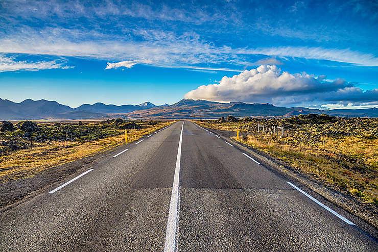 Ring Road - Islande