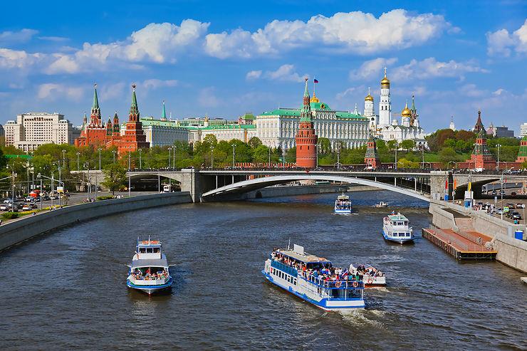 Balades dans Moscou