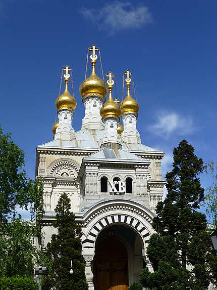Eglise russe de Genève