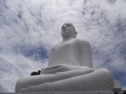 Statue à Kandy