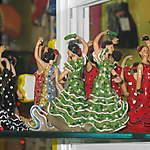 Figurines de danseuses