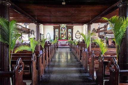 Saint James Parish church, Montego Bay