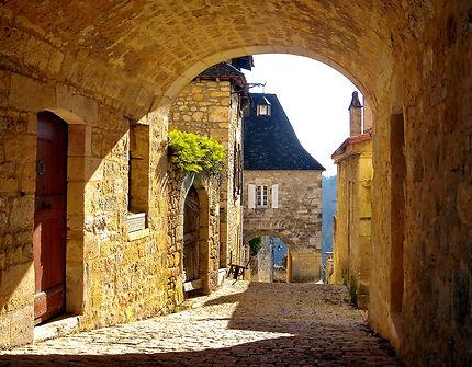 Rue de Castelnaud