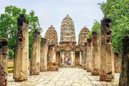 Sublime parc historique de Sukhothai