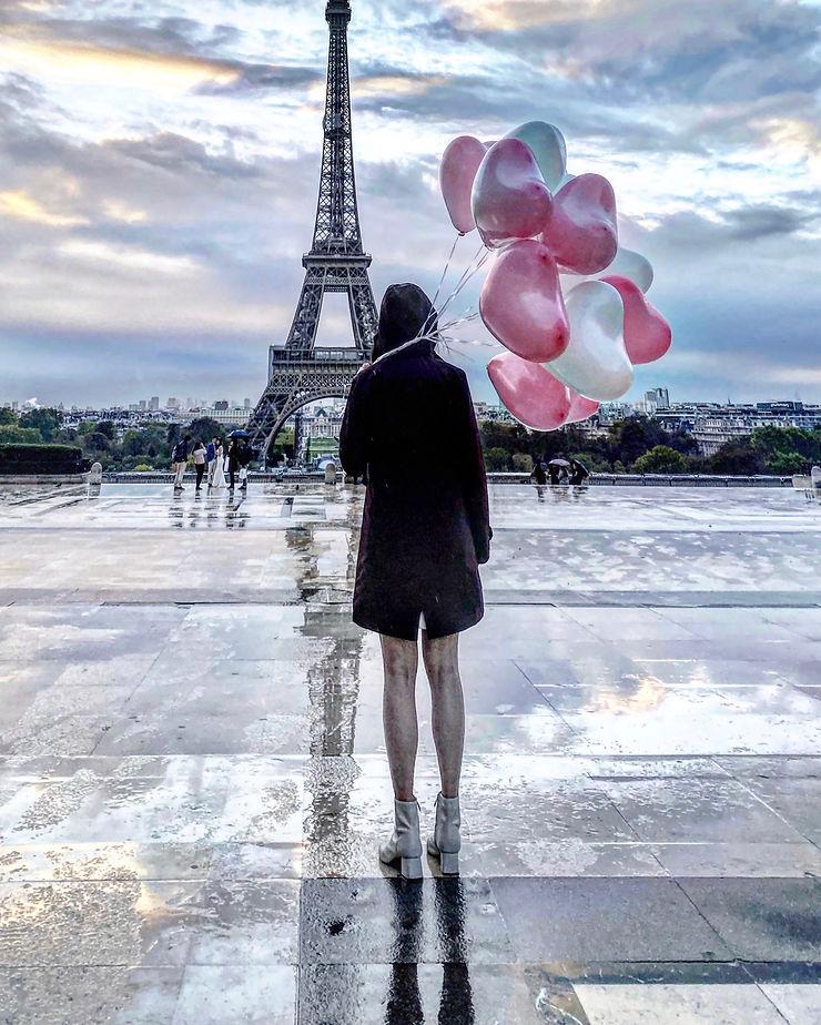 Rainy day #Paris
