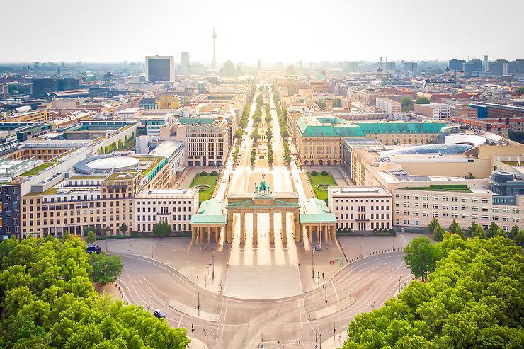 Parcourir l'histoire de Berlin sur Unter der Linden