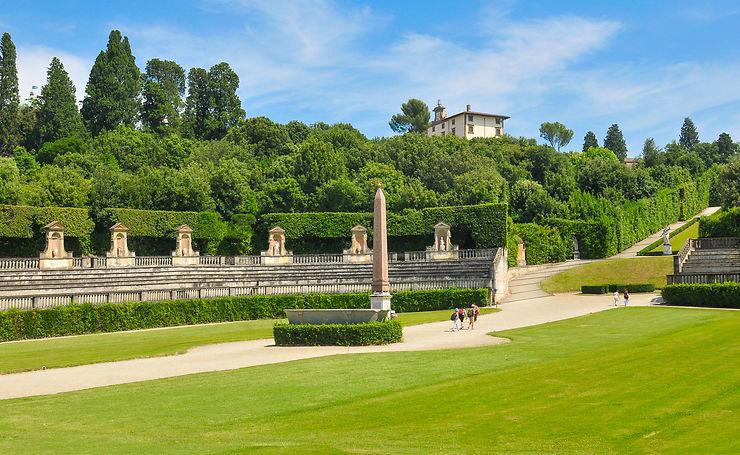Jardin de Boboli - Florence